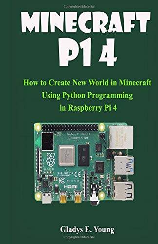 MINECRAFT PI 4: How to create New World in Minecraft using python programming in Raspberry Pi 4