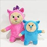 Anime Plush Toy Cartoon Baby TV Billy and Bam StuffedKawaii Plush Baby Doll Toys for Children Girls Birthday Christmas Gift