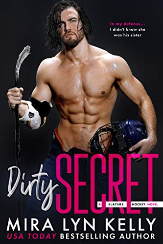 DIRTY SECRET: A Slayers Hockey Novel (English Edition)