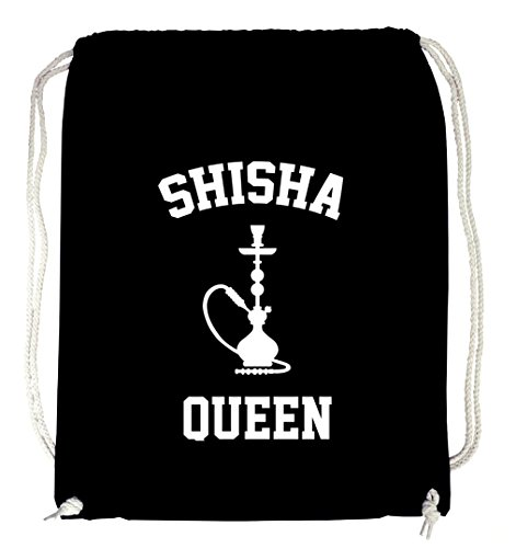 Certified Freak Shisha Queen Gymsack Black