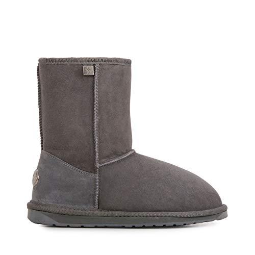 EMU Australia Platinum Stinger Slim Lo Womens Sheepskin Boots Australian Made Size 38 EMU Boots