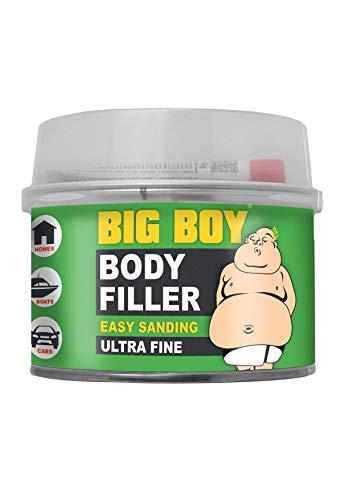 SILVERHOOK BIG11 Body Filler