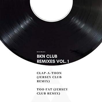 BKN Club Remixes Vol. 1