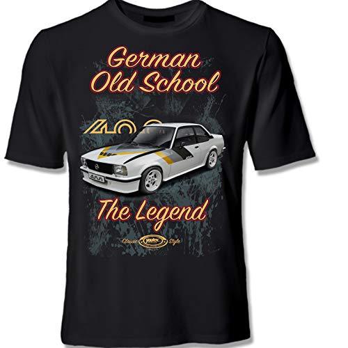 youtex Ascona B 400 Old School T-Shirt (XXL)