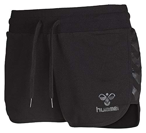 HUMBC|#Hummel Hummel Damen Classic BEE Womens TECH Shorts, Black, XS