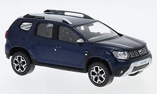 Dacia Duster, metallic dunkelblau, 2018, Modellauto, Fertigmodell, Norev 1:43