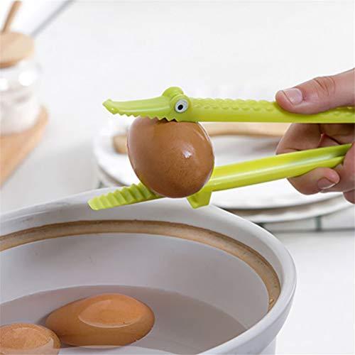 Lepel Rest & Pot Clips - 1 Stks Cartoon Krokodil Plastic Koken Tang Opknoping Cake Salade Isolatie Clip Klem - Clip Hot Pot Pot Plastic Stand Pan Deksel Houder Utensil 12v Clip Hold