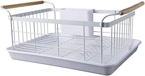 XXT Vaisselle panier de vidange Creative Fer Forgé multifonctions rack ménagers Arts de la table Support de rangement de cuisine