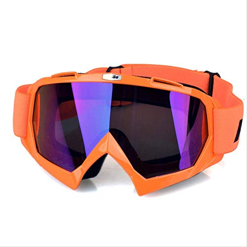 Outdoor bril Motocross Goggles Bril Cross Country Ski Snowboard Atv Mask Motocross Motorhelm Goggle