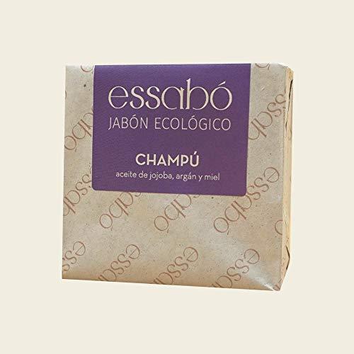 Jabones Beltran Champú sólido con aceite de jojoba, argán y miel, 120 g