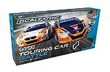 Scalextric C1372 BTCC Juego de Carreras de Carreras de Coches de Turismo, Multicolor