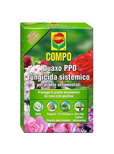 COMPO Duaxo PPO, Fungicida Sistemico per Piante Ornamentali, 100 ml