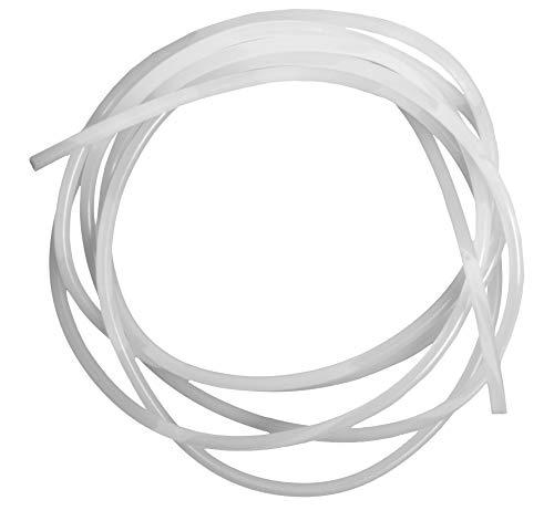 eeddoo Piercing Schnur zum Ersteinsatz Weiß PTFE 1,6 x 50 cm mm