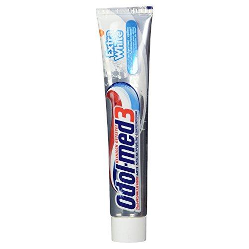 Odol-med3 Extra White, 75 ml