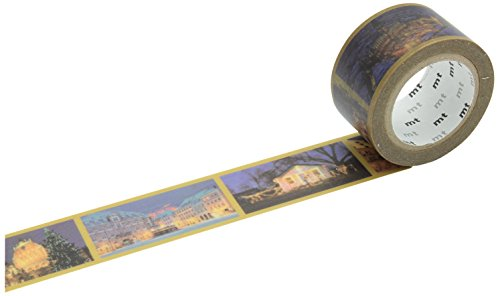 Mt Christmas In The World-Nastro Washi Tape