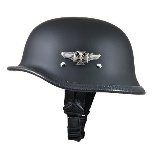 Daytona Big German Novelty Motorcycle Helmet