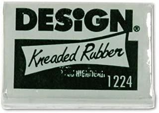 Sanford Design Kneaded Rubber Art Eraser - Sold as 2 Packs of - 1 - / - Total of 2 Each by Sanford