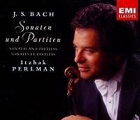 Bach: Sonatas & Partitas by Itzhak Perlman (2003-12-05)