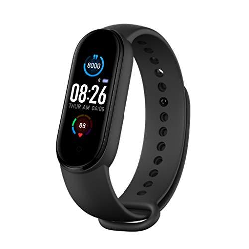 Fugift M5 deporte fitness Tracker smartband pulsera inteligente presión arterial monitor de ritmo cardíaco inteligente banda pulsera hombres mujeres