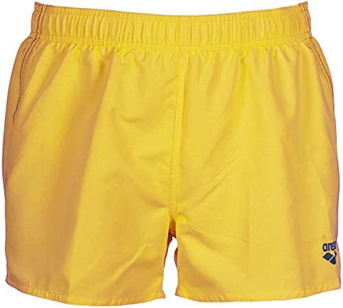 ARENA Fundamentals X-Short Costume da Bagno da Uomo, Uomo, Costume da Bagno da Uomo, 1B322, Maracuja-Navy, L