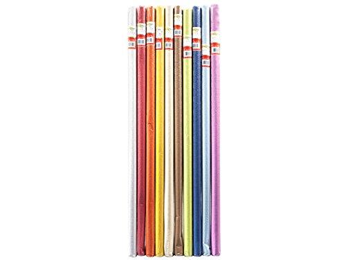 Home rol papier, 7 meter, tafelkleed 1 sjaal, 120 cm, oranje