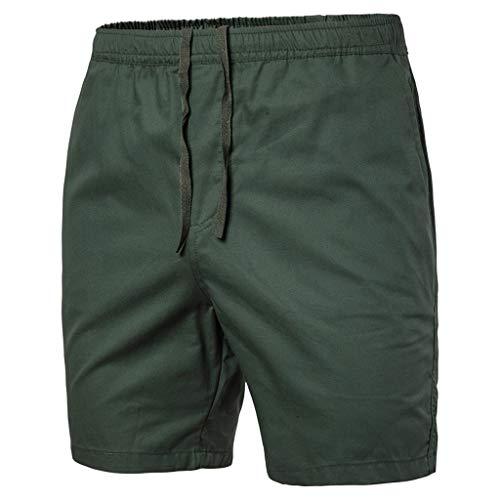 Momoxi Costume da Bagno Uomo Slip,Moda Uomo Casual Solid Beach Ampia Casual Uomo Pantaloncini Corti Pantaloni Shorts Sportivi Casual