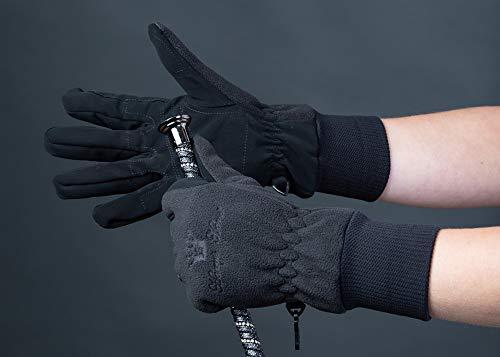 Harry's Horse Gants d'équitation en polaire respirant/imperméables - Taille : XL
