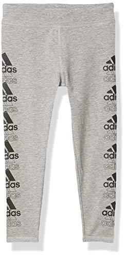 adidas Girls' Active Sports Athletic Legging Tight