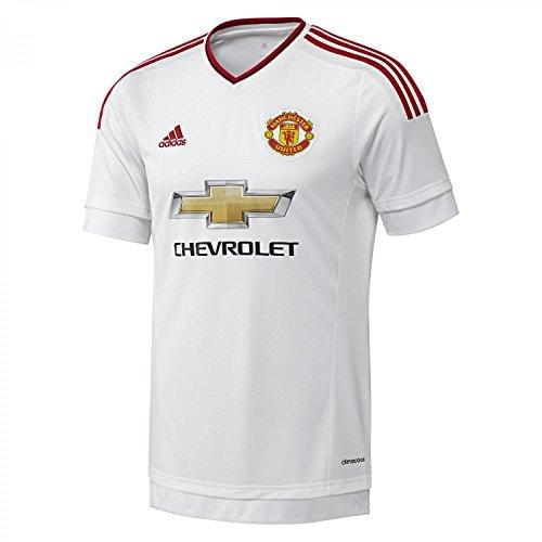2ª Equipación - Manchester United 2015/2016 - Camiseta oficial adidas, talla S