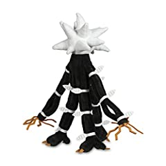 With five posable limbs plus a delightfully spiky head, this Xurkitree Poké Plush may not be cute, but it's definitely cool!