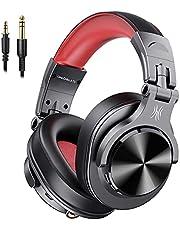 OneOdio ヘッドホン Bluetooth 5.0 密閉型 DJ用/音楽鑑賞/楽器練習/モニタニング/音源ミックス