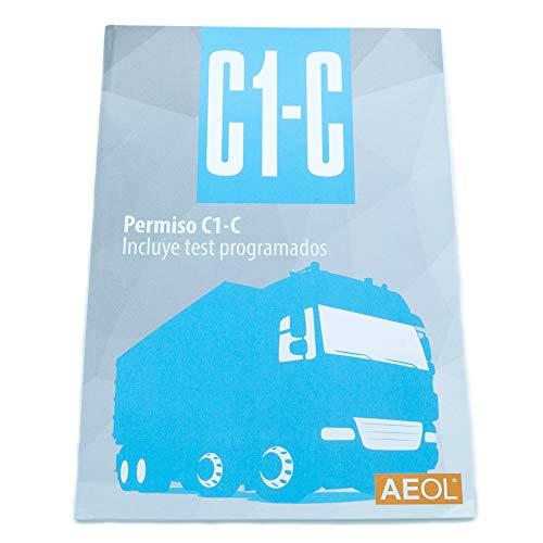Aeol Manual permiso C-C1 Camión. Teórica Común. Actualizado 2021.