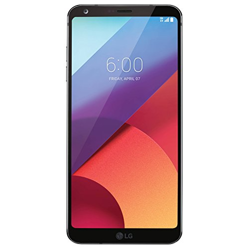 LG G6 H870DS 32GB (Factory Unlocked) 5.7″ QHD, 32 GB, Negro