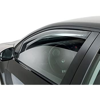 2 Deflettori Aria Antiturbo FIAT 500X 2015 in poi 5 porte