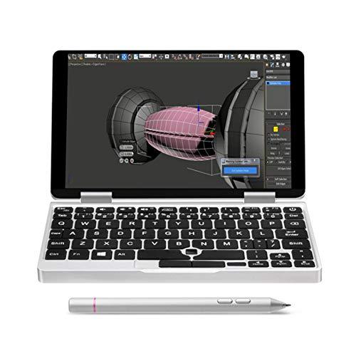 HLKYB Pocket Laptop Ultrabook Windows 10 Portatile Mini Laptop UMPC Tablet PC Processore Intel Celeron 3965Y Dual Core 8GB / 128GB PCIE SSD + Penna Stilo Originale 2048 Level