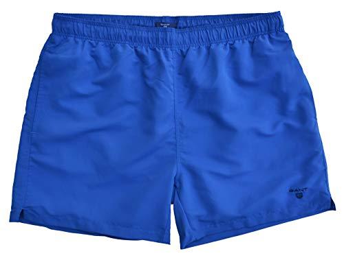 GANT Badeshort Basic Swim Shorts Blau Nautical Blue (L)