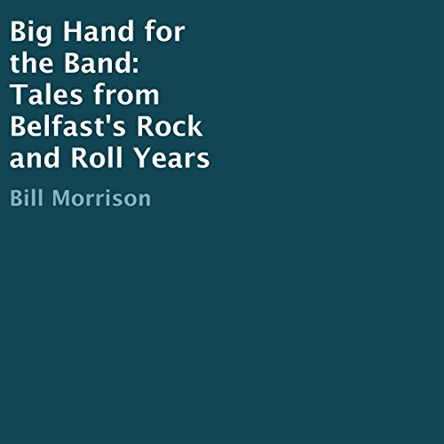 Big Hand for the Band audiobook cover art