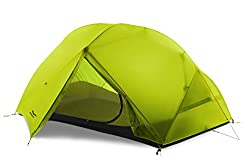 MIER 2-Person Lightweight Backpacking Tent