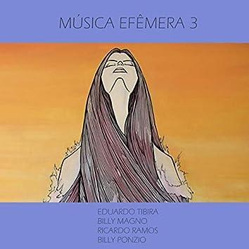 Música Efêmera 3
