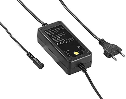 reVolt Netzteil: Universal-Schaltnetzteil 5-15 Volt, bis 3.000 mA / 36 W, 9 Adapter (Netzteil 12V)