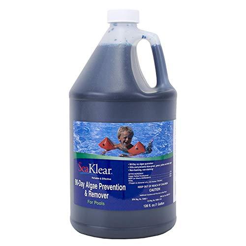 SeaKlear 90311SKR Prevention and Remover, 1-Gallon, Blue