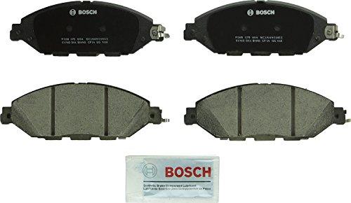 Bosch BC1649 QuietCast Premium Ceramic Disc Brake Pad Set For: Infiniti JX35