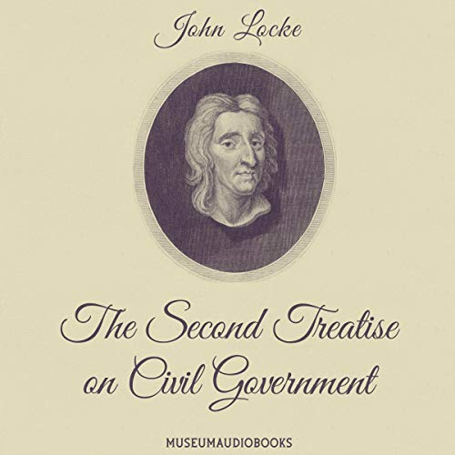 The Second Treatise on Civil Government cover art