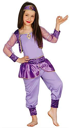 Guirca 85955 Orientalischer Tänzerin, Größe 3–4 Jahre, Violett