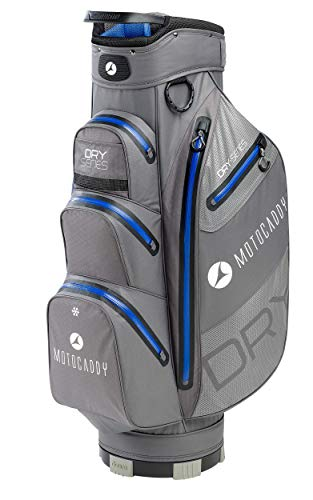 Motocaddy 2020 Dry Series Cart Bag - Charcoal Blue - One Size