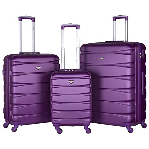 Flight Knight Lichtgewicht ABS met 4 koffers Kofferbagage & ruimbagage Opties goedgekeurd voor meer dan 100 luchtvaartmaatschappijen, waaronder easyJet Ryanair