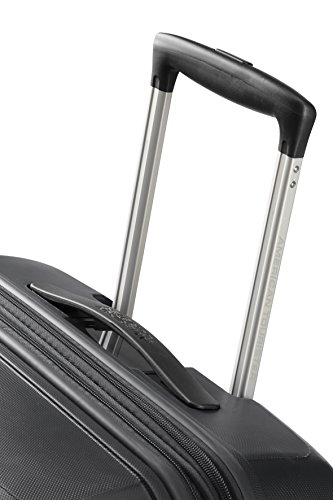 American Tourister Sunside Spinner 77 Extensible, 4.5 KG, 106/118L, Noir (Black)
