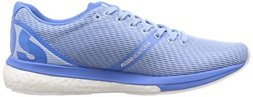 adidas Adizero Boston 8 W, Zapatillas de Running Mujer, Azul (Glow Blue/Gold Met./Real Blue Glow Blue/Gold Met./Real Blue), 39 1/3 EU