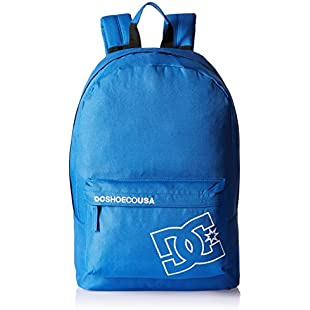 Customer reviews DC Shoes Mens Bunker Solid Backpack ADYBP03000 Nautical Blue:Eventmanager