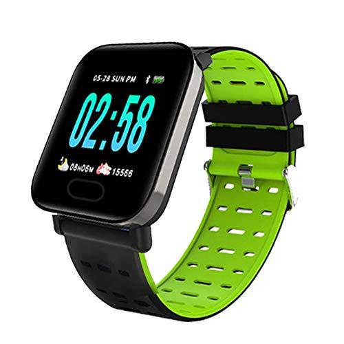Smartwatch Mujer Impermeable Reloj Inteligente Elegante Monitores de Actividad Impermeable IP67 Monitor de Sueño Pulsómetros Podómetro Contador de Caloría Compatible con iOS Android